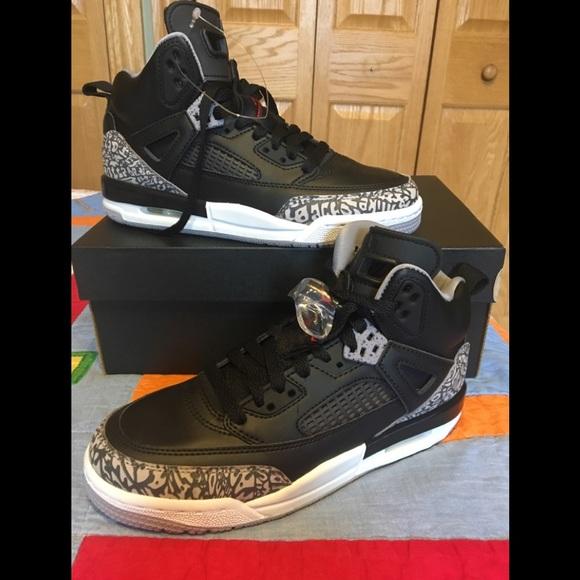 buy popular 79064 a4516 Jordan Other - Jordan Spizike BG Boys Shoes, Size 4,5, New
